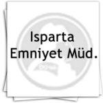 isparta-emniyet